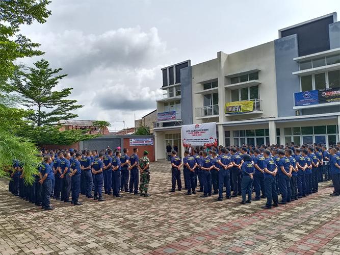 Outsourcing Security di Bekasi