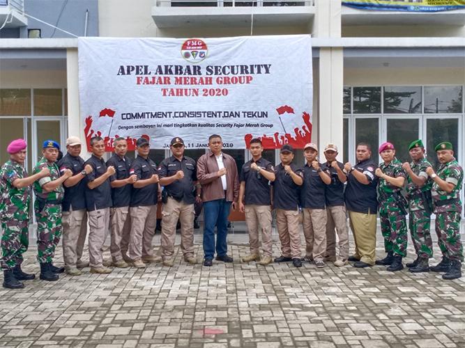 Outsourcing Security di Palembang