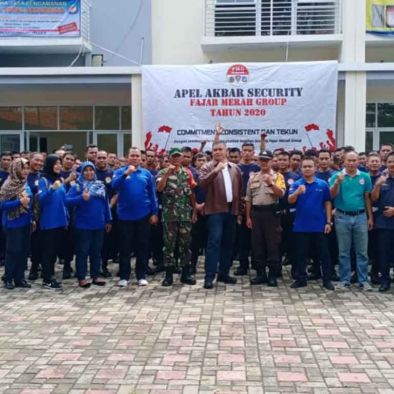 Jasa Security Palangkaraya