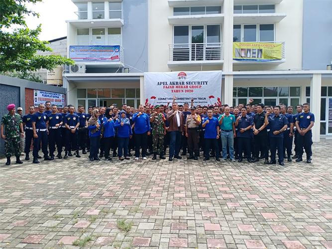 Outsourcing Security di Bandung
