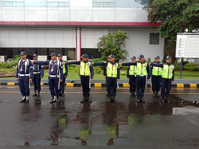 Outsourcing Security di Yogyakarta