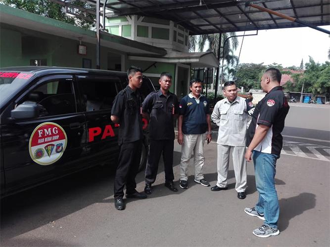 Outsourcing Security di Surakarta Jawa Tengah